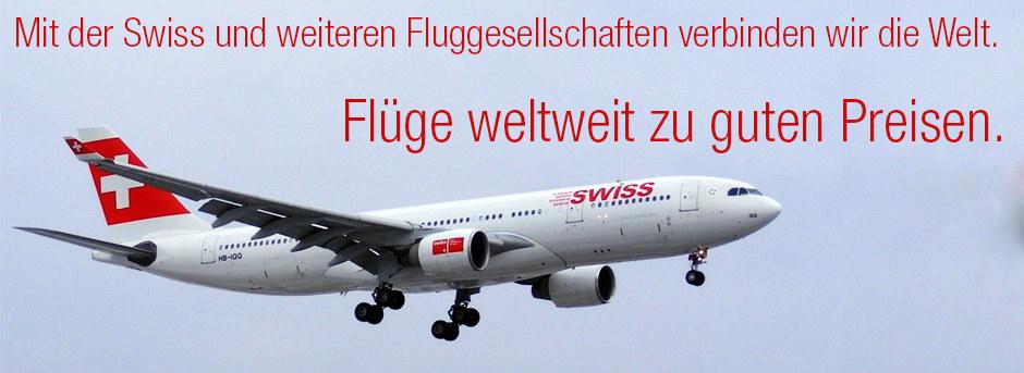 Fluege-Slider-Swiss-Airline-Ferneweh-Kosovo-Europa-Zuerich-EUROLINES-Berisha-Reisen